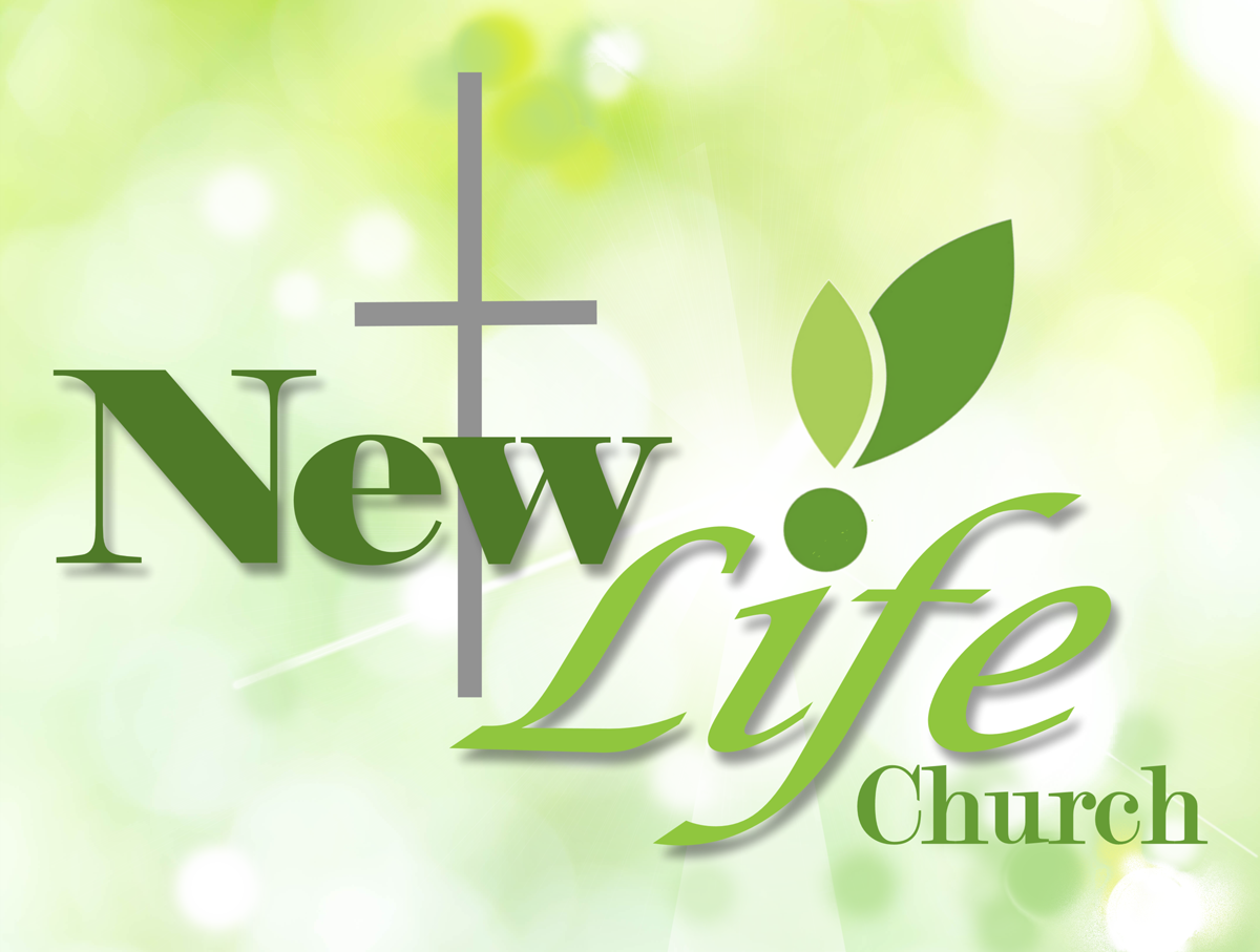 New Life Church Logo with Background