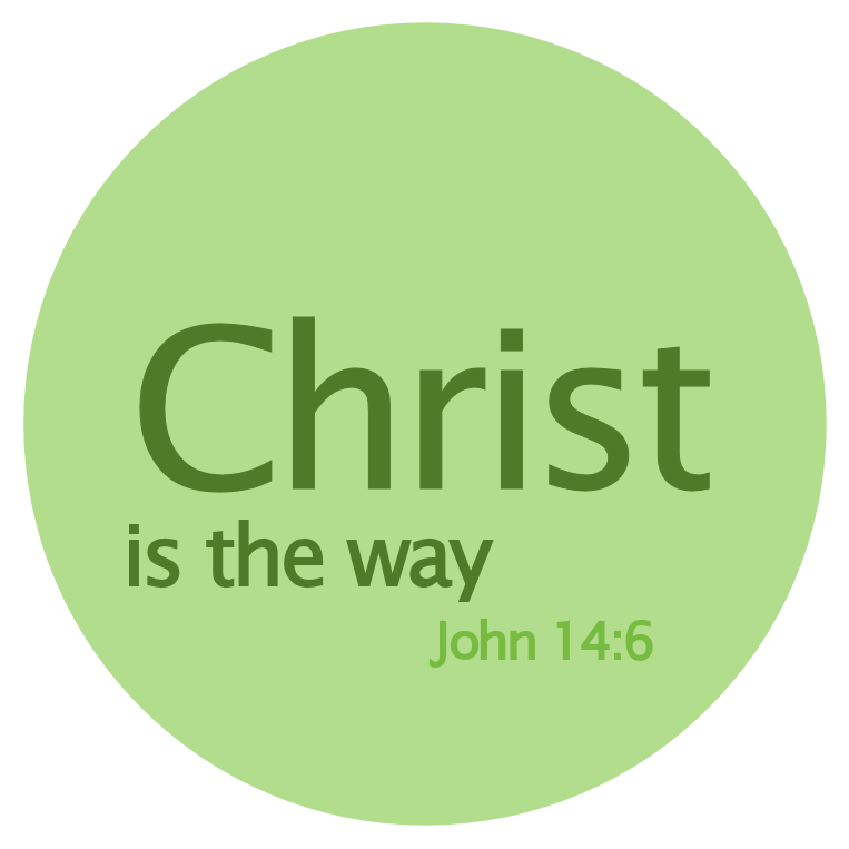 Christ is the way and the life